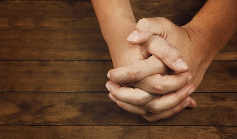 Непрестанно молитесь