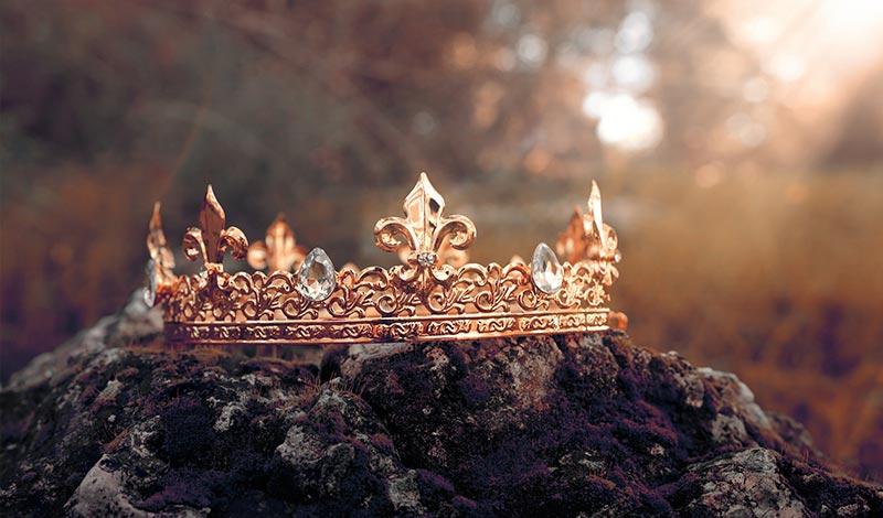 Царское украшение