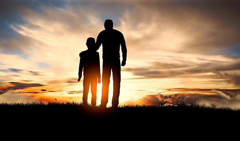 Мудрый сын радует отца
